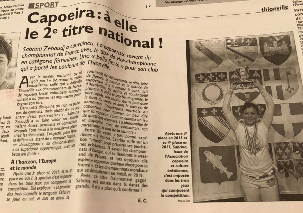 article journal jeux francais